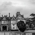 Muckross House In Bw   by Imagery by Charly