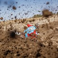 Mud Action by Billy Soden