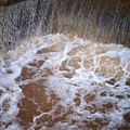Muddy Waterfall by Linda Cupps