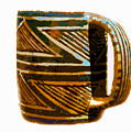 Mug Of The Anasazi by David Lee Thompson
