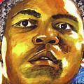 Muhammad Ali by Marcella Muhammad