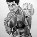 Muhammad Ali by Van Beard