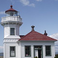 Mukilteo Lighthouse by Diane Songstad