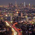 Mulholland Drive View #2 by Brad Boland