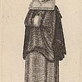 Mulier Generosa Viennensis Austri by Wenceslaus Hollar