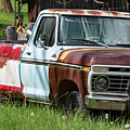 Multi-colored Ford by Bob Phillips