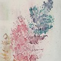 Multicolour Fern by Karen Bicknell