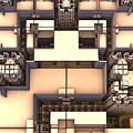 Multidimensional Rooms by Geoffrey Barnes