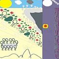 Multiple Landscape by Akua Addai-Mensah