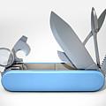 Multipurpose Penknife by Allan Swart