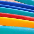 Multitude Of Surfboards by Vince Cavataio - Printscapes