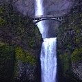 Multnomah Falls by Brian Eberly
