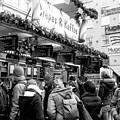 Munich Crepes And Kaffee by John Rizzuto