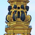 Munich Detail 1 by Randall Weidner