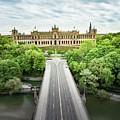 Munichs Picturesque Maximilianeum by Hannes Cmarits