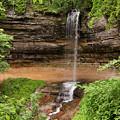 Munising Falls #2 by Paul Rebmann