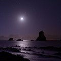 Mupe Bay Moonlight by Giovanni Giuliano