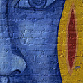 Mural Face by Jim Corwin