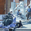 Mural In Philadelphia by Carl Purcell