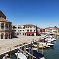 Murano Italy by John Greim