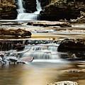 Murray Reynolds Falls by Larry Ricker