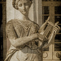 Achilleion, Corfu, Greece - The Muse Terpsichore by Mark Forte