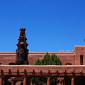Museum Of Indian Arts And Culture Santa Fe by Susanne Van Hulst