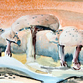 Mushroom Heaven by Mindy Newman