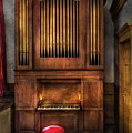 Music - Organist - What A Big Organ You Have  by Mike Savad