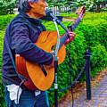 Music Al Fresco by Jeff Stallard