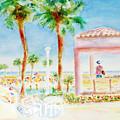 Music At Orange Beach by Jerry Fair
