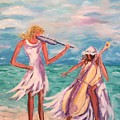 Music At The Water's Edge by Glenda Grubbs