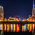 Music City Skyline by Andy Crawford