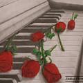 Music Creates Beautiful Things by Andrea Hernandez