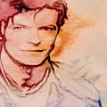Music Icons - David Bowie Vlll by Joost Hogervorst
