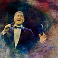 Music Icons - Michael Buble IIi by Joost Hogervorst