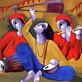 Music Iv by Sekhar Roy