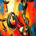 Music Jazz Saxophone by Mark Kazav