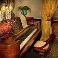 Music - Piano - What's The Score by Mike Savad