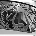 Musical Banister by Patricia Stalter