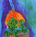 Musical Flower by Kendall Kessler