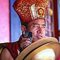 Musical Monk by Steve Harrington