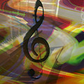 Musical Waves by Linda Sannuti