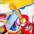 Musical World. by Julio  Sanchez - Julsan