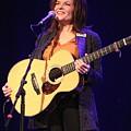 Musician Rosanne Cash by Concert Photos