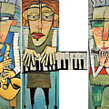 Musician Trio by Tim Nyberg