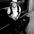 Musician by Win Naing