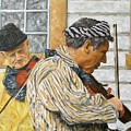 Musicians by Richard T Pranke