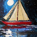 Musing-midnight Sail by John Williams