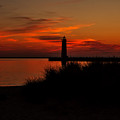 Muskegon Sunset by Emily Kay